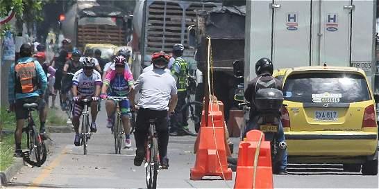 Así se vivió en Villavicencio el Día de la bicicleta