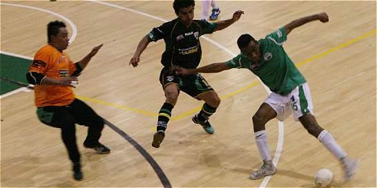 Atlético Villavicencio debuta en Copa Hero de microfútbol