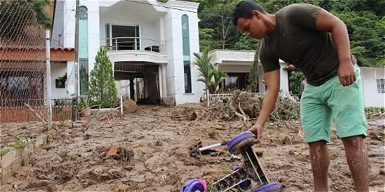 Amenaza por lluvias en Villavicencio apenas comienza