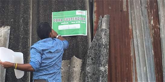 Alerta en Villavo por peligro de obras sin permisos de construcción