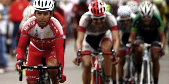 Ciclistas metenses disputan Vuelta a Cundinamarca