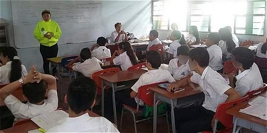 Hay 40 colegios en Villavicencio en riesgo por factores de inseguridad