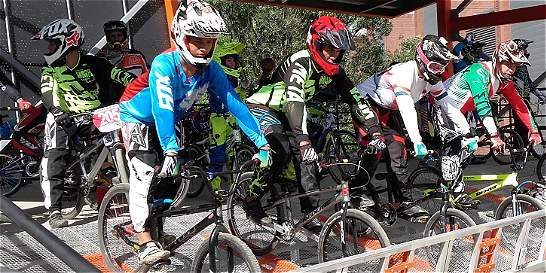 Metenses compiten esta semana en Mundial de BMX