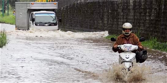 Villavicencio entra en alerta naranja por lluvias