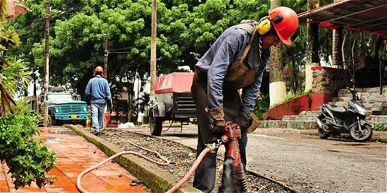 Obra en el centro de Villavicencio tardará dos meses más