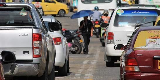 Se podría intensificar 'pico y placa' en Villavicencio el próximo año
