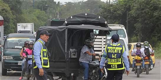 Comienza reversible para descongestionar el sur de Villavicencio