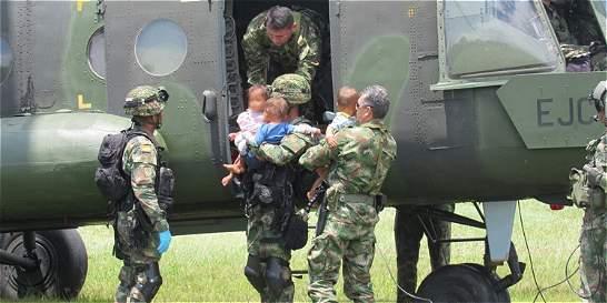 Otros nueve niños con desnutrición en Mapiripán