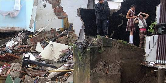 Aguaceros tienen en jaque a Villavicencio