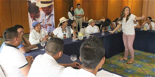 Indígenas del Meta ven en posacuerdo una oportunidad para su comunidad