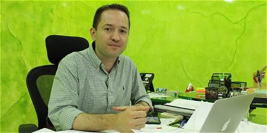 La Cámara de Comercio Villavicencio tiene un nuevo presidente
