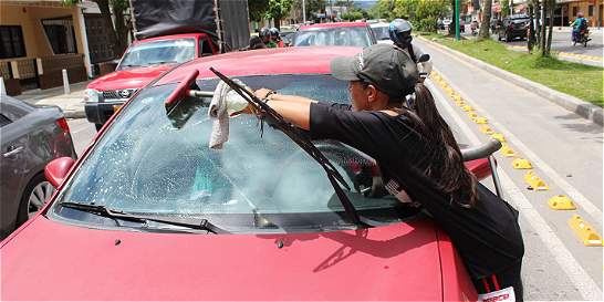 En Villavicencio hay división sobre qué hacer con los limpiavidrios