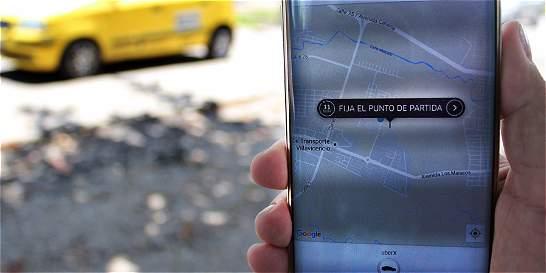 Inicia estrategia contra transporte ilegal como Uber, en Villavicencio