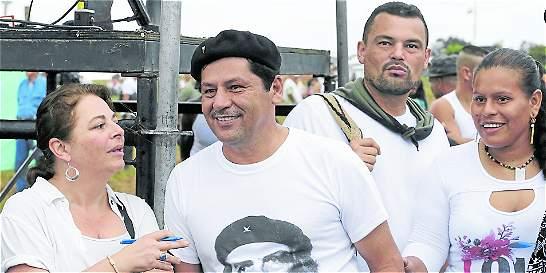 Guerrillero 'Romaña' invita a no hablar más de las 'pescas milagrosas'
