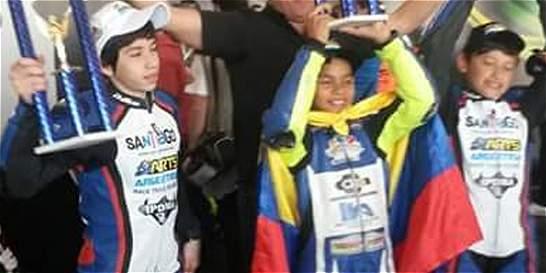 Metense, nuevo campeón Iberoamericano de motovelocidad