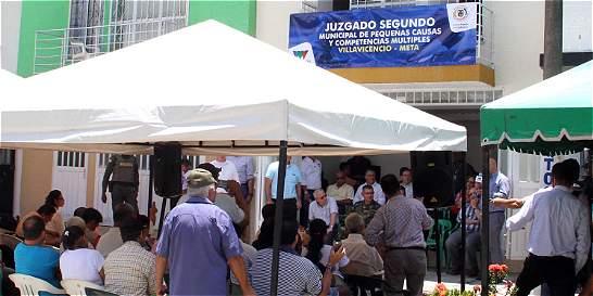 Nuevo juzgado para comunas resolverá conflictos de 150.000 personas