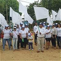 En municipios afectados por la guerra votaron por el sí en plebiscito