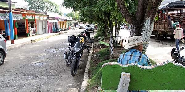 En el municipio de Mesetas (foto) se concentrarán organizaciones sociales y grupos de campesinos por la paz.