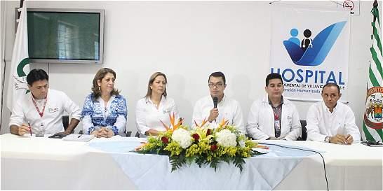 Hospital Departamental de Villavicencio depura deudas a cobrar y pagar