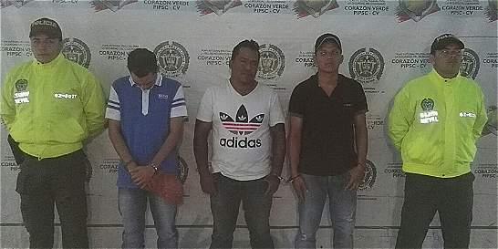 Fiscalía les imputa 7 delitos  a 6 sicarios de banda criminal en Meta