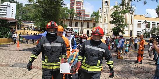 Temblor demostró indiferencia hacia los simulacros de emergencia