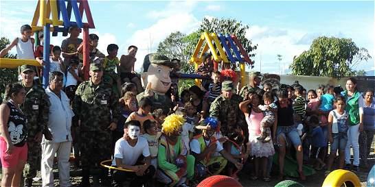 Nueva amenaza a los niños del Meta y Guaviare
