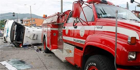 Por falla mecánica cayó avioneta en condominio de Villavicencio