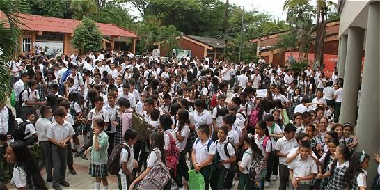 Papás no matricularon en colegios a 30.000 niños de Villavicencio