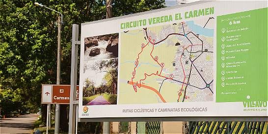 Directores de turismo responden por promocionar vereda El Carmen