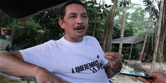 'El Zarco Aldinever' pide perdón por secuestro de Edson Páez Serna