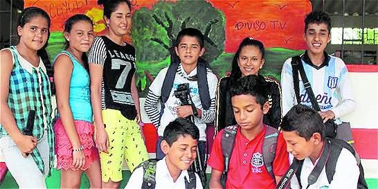 Cinta de niños metenses fue vista en festival de cine de Perú