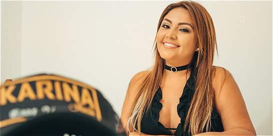 Karina Shalá con sabor a Llano regresa a la escena músical