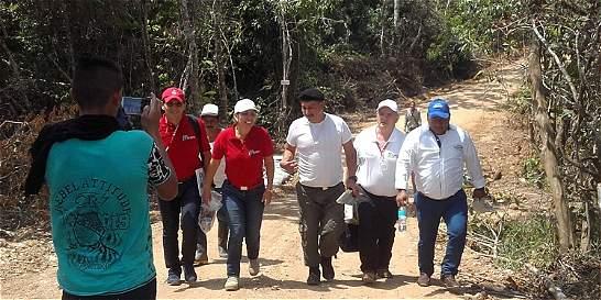 Gobernadora del Meta mediará ante Santos por atraso en zonas de Farc