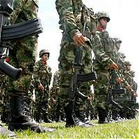 'En el Meta no hay guerrilla del Eln': general Javier Alonso Díaz