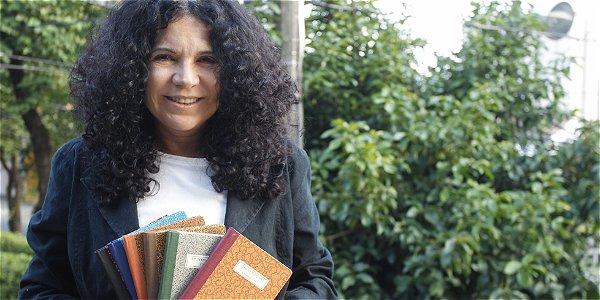 Cristina Toro, poetisa antioqueña.