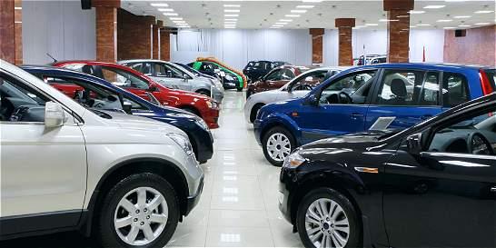 La venta de vehículos en Medellín tuvo un repunte en abril