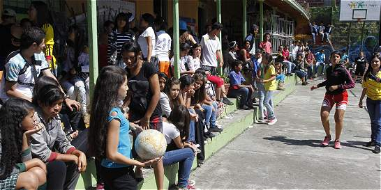 Itagüí muestra su nueva cara en educación