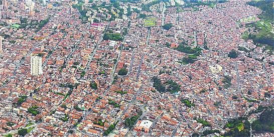 En barrios de Medellín piden claridad sobre POT