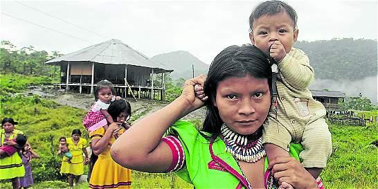 Buscan prevenir embarazo en niñas de etnias indígenas
