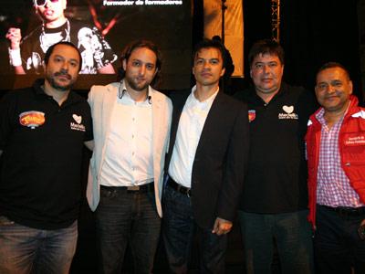 VIII versión del Festival Internacional de Tango