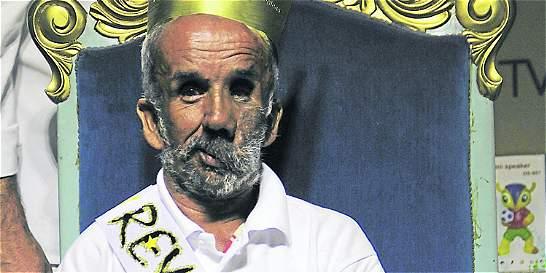 'Care Pulido', de Puerto Boyacá, es el rey de los feos