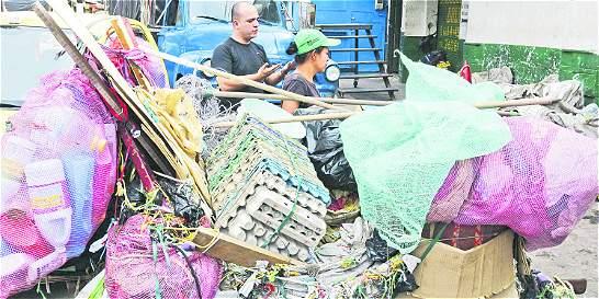 Ciudadanos cada vez botan menos basuras