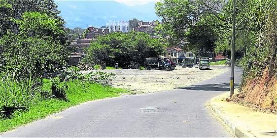 Buscan recuperar una calle de Belén Rincón en Medellín