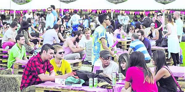 Música y arte con el festival Breakfest en Medellín