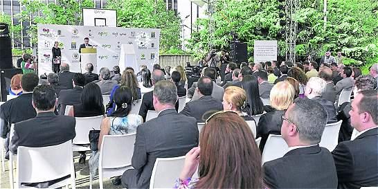 Nueva sede de Tribunales de Antioquia y la empresa UNE-Tigo