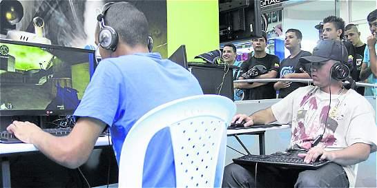 'Gamers' en Medellín,  con nivel de competencia internacional