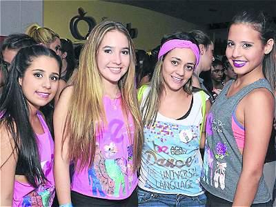 Quinta versión de 'Oviedo es Danza'