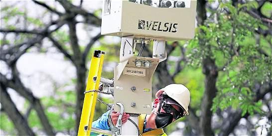 El municipio de Bello renueva la tecnología para mayor seguridad vial