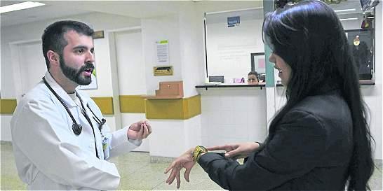 Aumentan agresiones al personal del Hospital San Vicente de Medellín