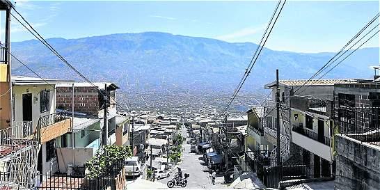La comuna donde se 'frena' el avance en seguridad en Medellín